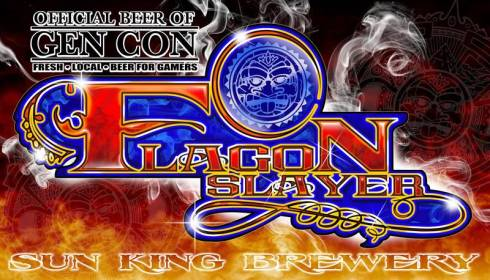 Flagon Slayer Beer