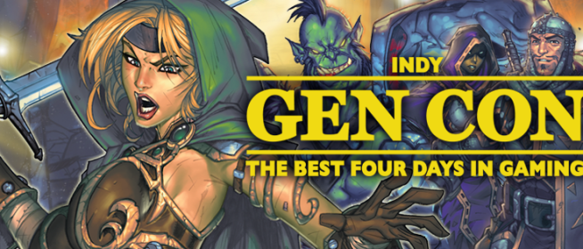 This Week in Geek: Gen Con 2013 Edition (& recent movie news)