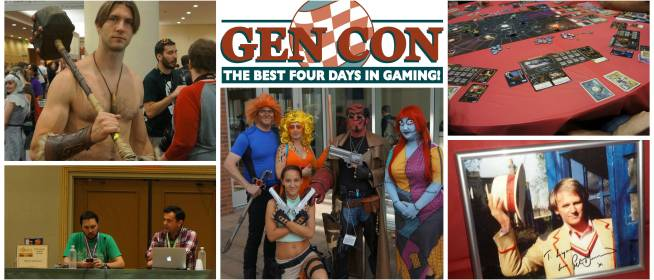Gen Con 2013: Our Top 5 Moments