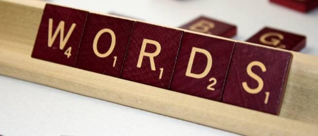 Nerd Rant: Words