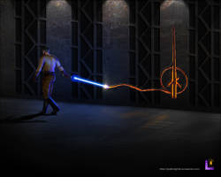 Star Wars Jedi Knight II - Jedi Outcast JK2