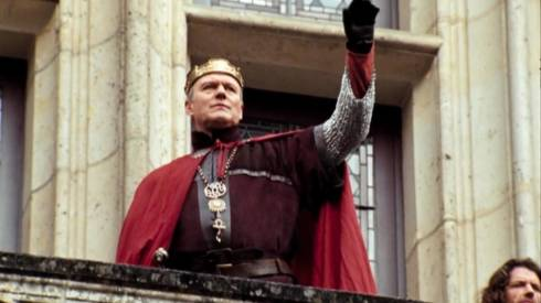 Uther on Merlin