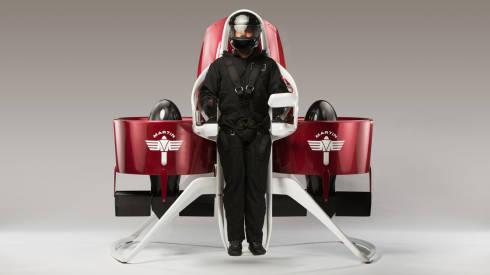 jetpack pilot