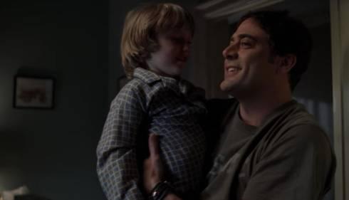 young Dean & his dad