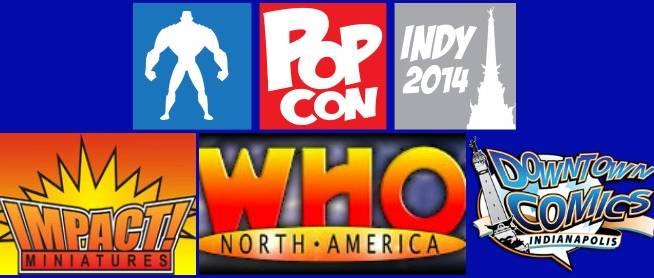 Indy PopCon 2014: Exhibitors