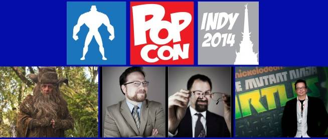Indy Pop Con 2014: Events & Guests