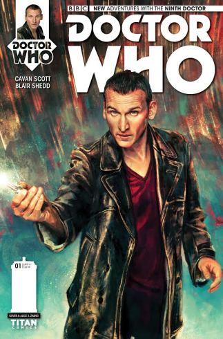 9th doctor comic