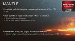 AMD Mantle API