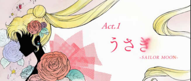 Sailor Moon Crystal: Act 1 Usagi