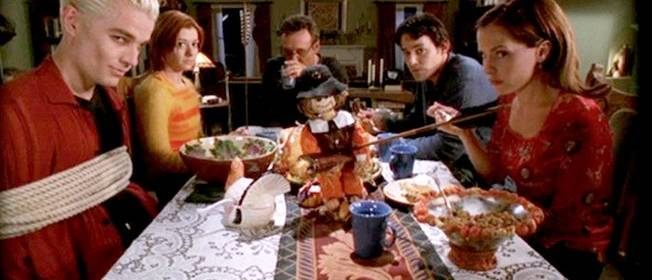 Have a Buffy Thanksgiving!