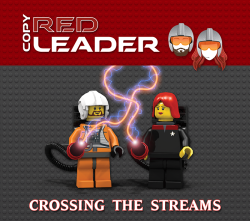 Copy Red Leader CD Cover