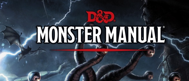 Preview: D&D Monster Manual