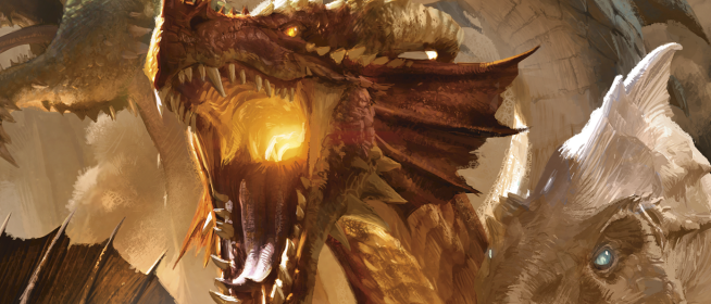 Dungeons & Dragons: The Rise of Tiamat Adventure