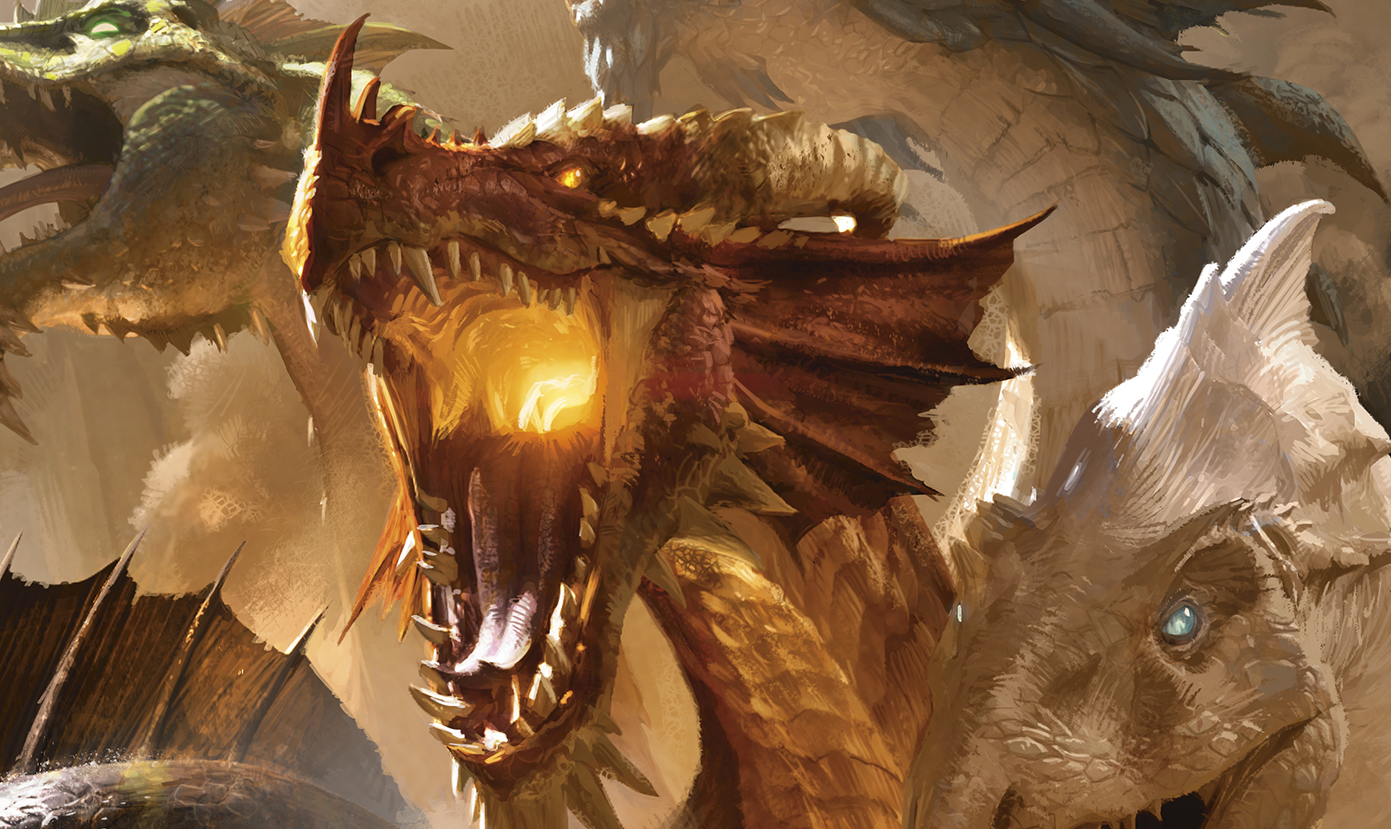Dungeons & Dragons: The Rise of Tiamat Adventure - Awkward