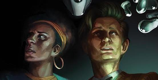 Comic Preview: Doctor Who Eleventh Doctor #4