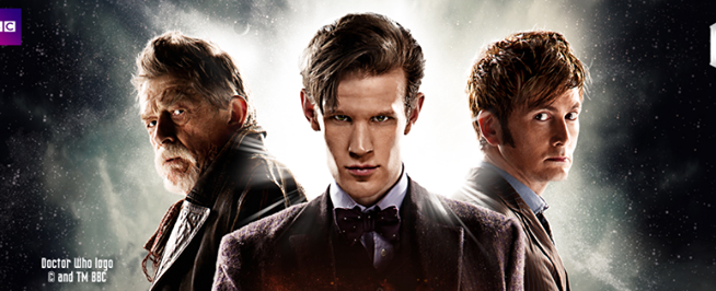 The Day of the Doctor & More