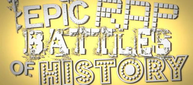 On YouTube: Epic Rap Battles