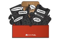Geek Fuel Mystery Box Image