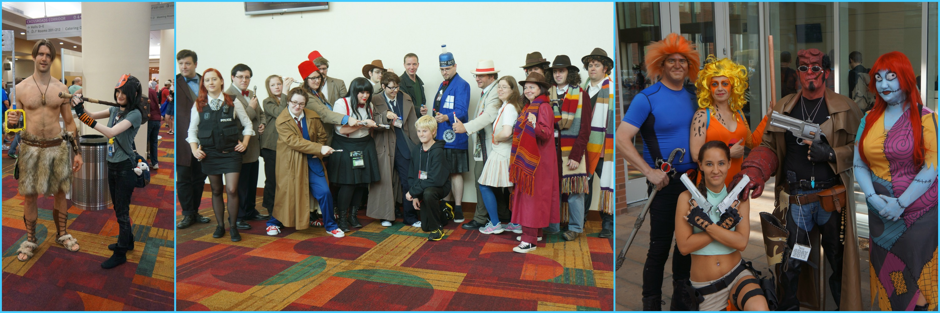 GenCon2014Collage