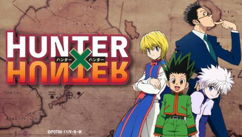 HUNTER X HUNTER Series Coming to Adult Swim's Toonami