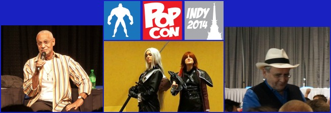 Indy Pop Con 2014: Day Two