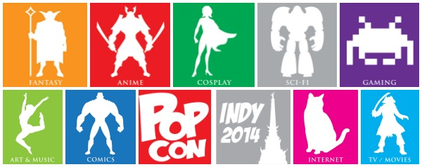 Indy Pop Con – New Pop Culture Convention in 2014