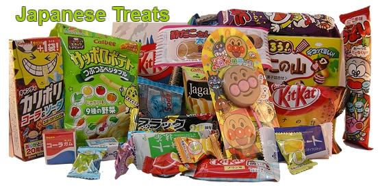 Japanese Treats: Subscription Snack Box
