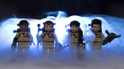 LEGO Ghostbusters 1