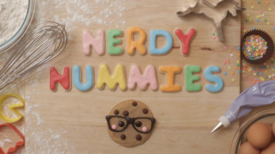 Nerdy Nummies - Awkward Geeks