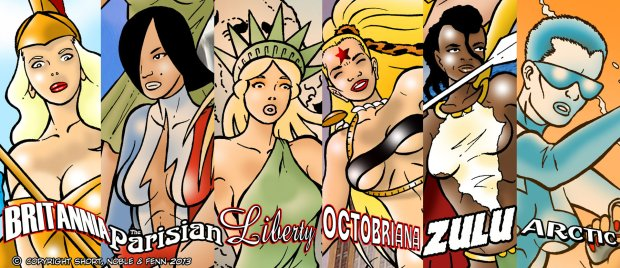 Comic Review: The New Amazons