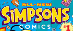 Simpsons Comic #1 Preview