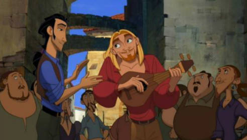 Favorite Animated (non Disney) Movies