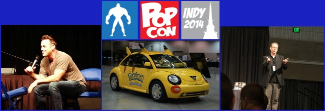 Indy Pop Con 2014: Day One