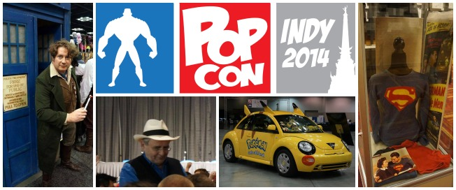 Indy Pop Con 2014 Overview