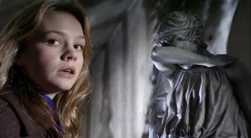 Sally Sparrow Weeping Angel