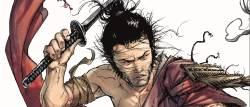 Samurai #1 – Art Preview & Sample Pages