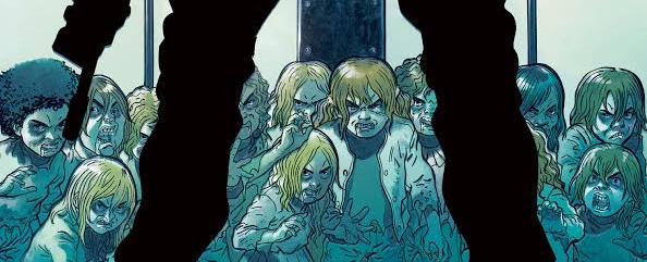 Comic Sneak Peak: The Rage Vol. 1: Zombie Generation