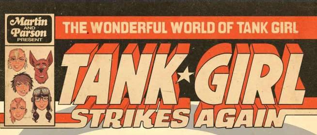 Titan To Celebrate 30 Years of Tank Girl!