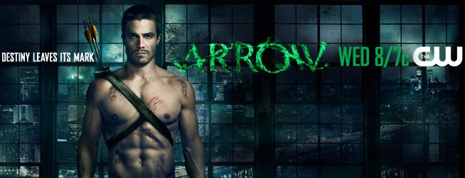 Watching: Arrow