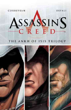assassins creed ankh of isis cover