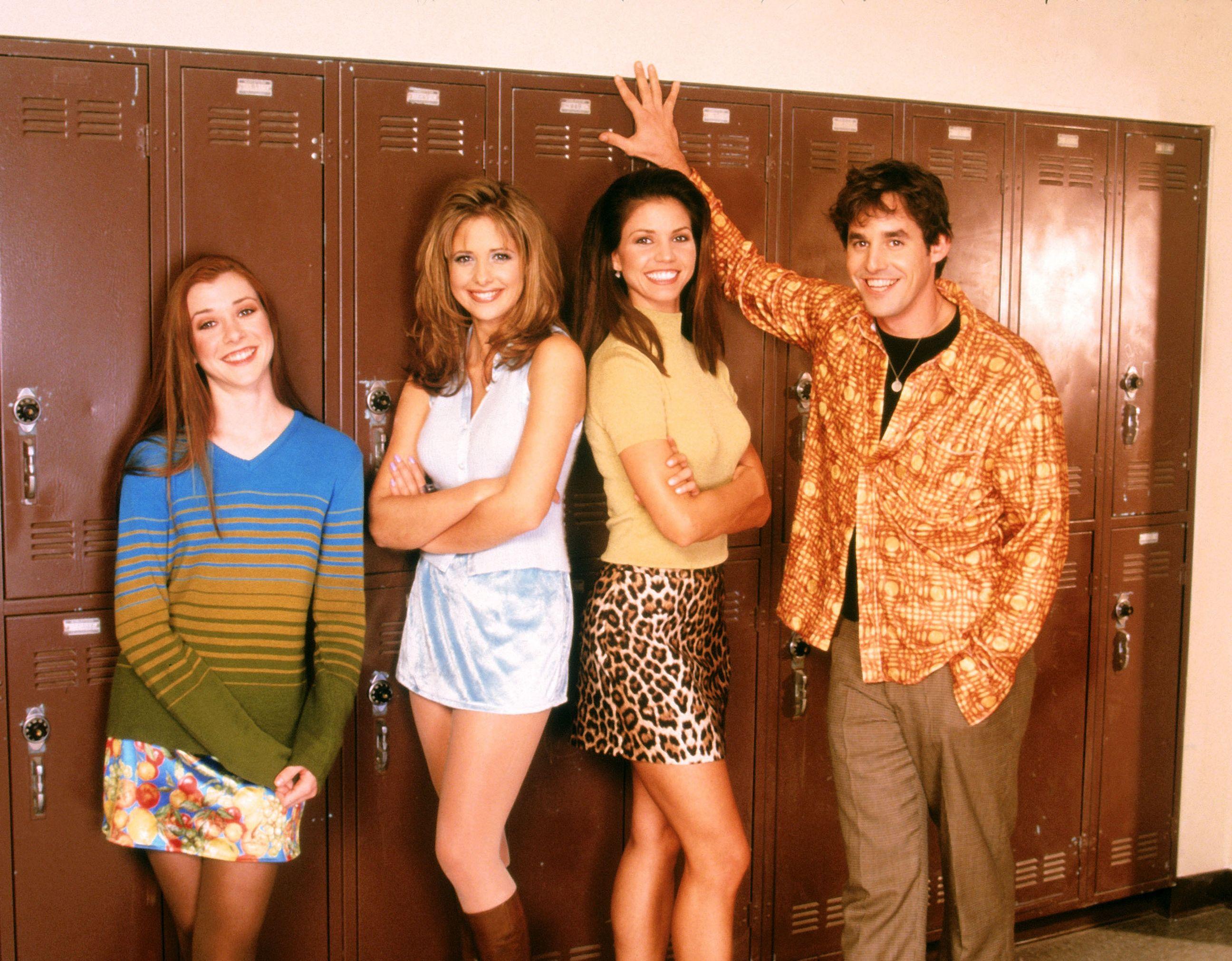 Geek Fashion: Sunnydale High