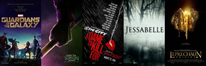 august 2014 movies