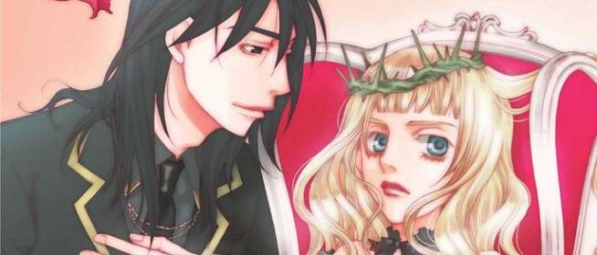 New Manga Series: Black Rose Alice