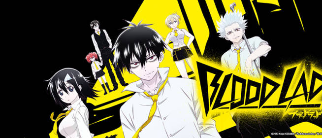 Blood Lad on Hulu and Neon Valley