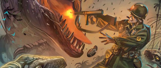 Chronos Commandos: Dawn Patrol Graphic Novel