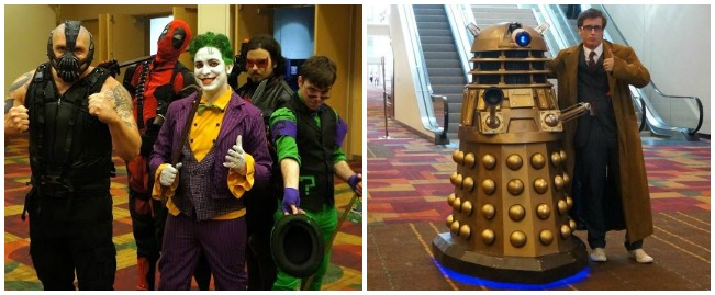 Indy Pop Con 2014: Cosplay