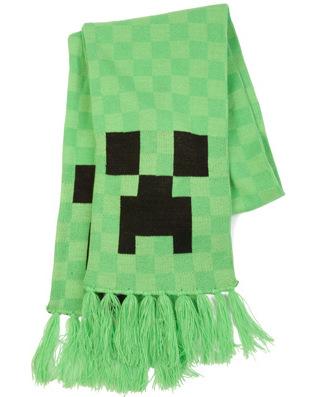 creeper scarf