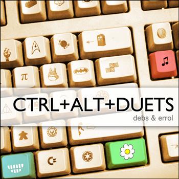 ctrl+alt+duets