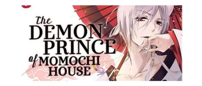 Viz Launches Shojo Manga Series: The Demon Prince of Momochi