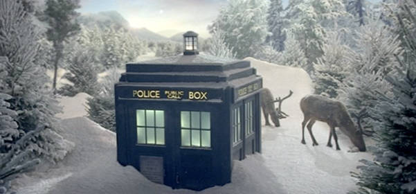 A Very Doctor Who Christmas - Awkward Geeks